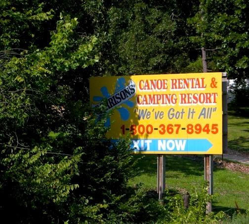 Garrison's sign