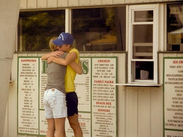 Bouse's hug