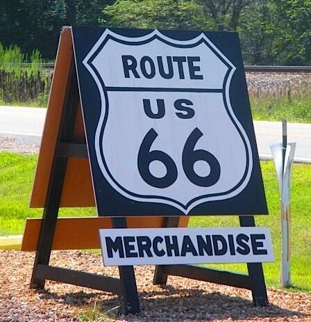 route 66 merchandise
