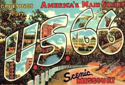 Route66MissouriPostcard